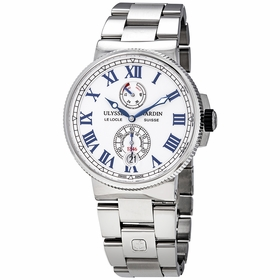 Ulysse Nardin 1183-122-7M/40 Marine Chronometer Mens Automatic Watch