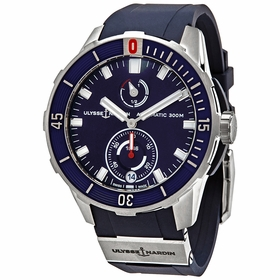 Ulysse Nardin 1183-170-3/93 Diver Chronometer Mens Automatic Watch