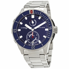 Ulysse Nardin 1183-170-7M/93 Diver Chronometer Mens Automatic Watch