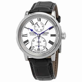 Ulysse Nardin 1183-900/E0 Marine Chronometer Mens Automatic Watch
