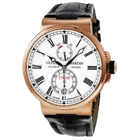 Ulysse Nardin 1186-122/40 Marine Chronometer Mens Automatic Watch