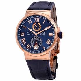 Ulysse Nardin 1186-126/43 Marine Mens Automatic Watch