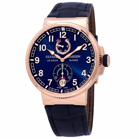 Ulysse Nardin 1186-126/63 Marine Chronometer Mens Automatic Watch