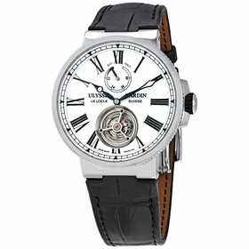 Ulysse Nardin 1283-181/E0 Marine Tourbillon Mens Automatic Watch