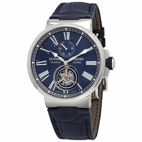 Ulysse Nardin 1283-181/E3 Marine Tourbillon Mens Automatic Watch