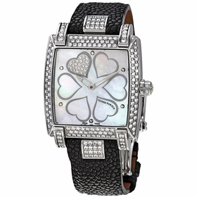 Ulysse Nardin 133-91AC-HEART Caprice Ladies Automatic Watch