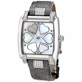 Ulysse Nardin 133-91C/HEART Caprice Ladies Automatic Watch