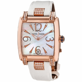 Ulysse Nardin 136-91C/691 Caprice Ladies Automatic Watch
