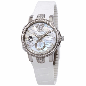 Ulysse Nardin 243-10B-3C/691 Executive Dual Time Ladies Automatic Watch