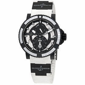 Ulysse Nardin 263-92B0-3C/920 Diver Black Sea Mens Hand Wind Watch