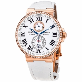Ulysse Nardin 266-67B/40 Maxi Marine Chronometer Mens Automatic Watch