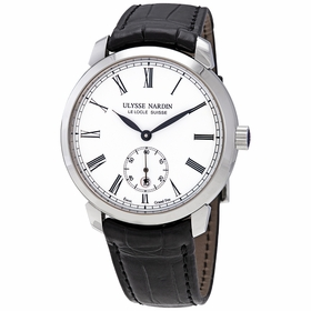 Ulysse Nardin 3203-136-2/E0-42 Classico Manufacture Mens Automatic Watch