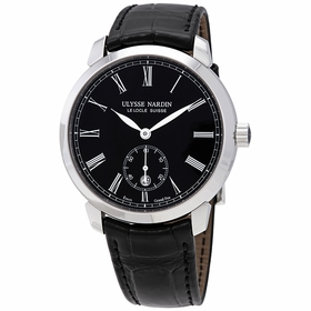 Ulysse Nardin 3203-136-2/E2 Classico Manufacture Mens Automatic Watch