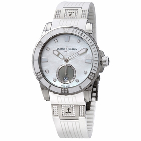 Ulysse Nardin 3203-190-3C/10.10 Diver Ladies Automatic Watch