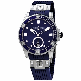 Ulysse Nardin 3203-190-3C/10.13 Diver Ladies Automatic Watch