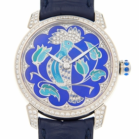 Ulysse Nardin 8150-112-HUP Classico Lady Ladies Automatic Watch