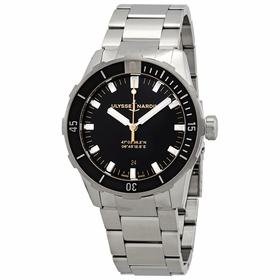 Ulysse Nardin 8163-175-7M/92 Diver Mens Automatic Watch
