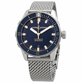 Ulysse Nardin 8163-175-7MIL/93 Diver Mens Automatic Watch