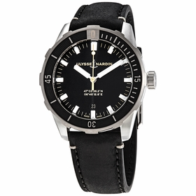 Ulysse Nardin 8163-175/92 Diver Mens Automatic Watch