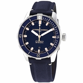 Ulysse Nardin 8163-175/93 Diver Mens Automatic Watch