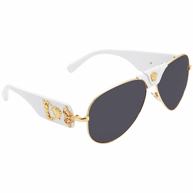 Versace VE2150Q 134187 62 Rock Icon Unisex  Sunglasses