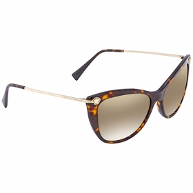 Versace VE4345B 1086U 57  Ladies  Sunglasses