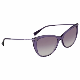 Versace VE4345B 516036 57  Ladies  Sunglasses