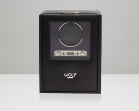 Wolf Blake Black Pebble Single Winder 460628