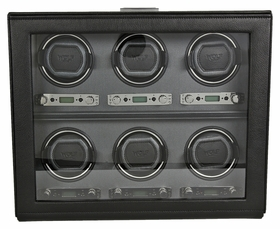 Wolf Viceroy Module 2.7 6 Piece Watch Winder 456802