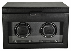Wolf Viceroy Module 2.7 Double Watch Winder 456202
