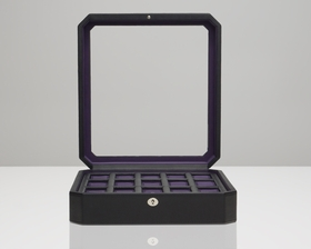 Wolf Windsor Fifteen Piece Watch Box  458503