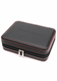 World of Watches 4 Slot Watch and Strap Travel Case WOWBOX-GJ-SWIL0202