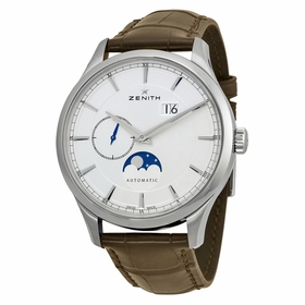Zenith 03.2143.691/01.C498 Captain Moonphase Mens Automatic Watch