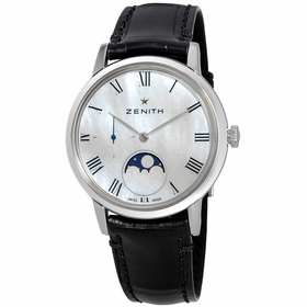 Zenith 03.2320.692/81.C714 Ultra Thin Lady Moonphase Ladies Automatic Watch