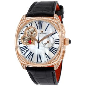 Zenith 22.1927.4062/80.C714 Heritage Zenith Star Open Ladies Chronograph Automatic Watch