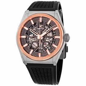 Zenith 87.9001.670/78.R782 Defy Classic Mens Automatic Watch