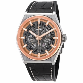Zenith 87.9001.670/79.R589 DEFY Classic Mens Automatic Watch