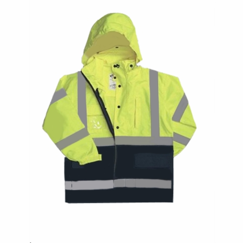 2W 736-C 100% Water Proof Rain Parka