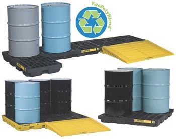 Justrite Accumulation Center Accessories (non-recycled)