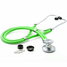 ADC Adscope� 641NGR Sprague Stethoscope Neon Green