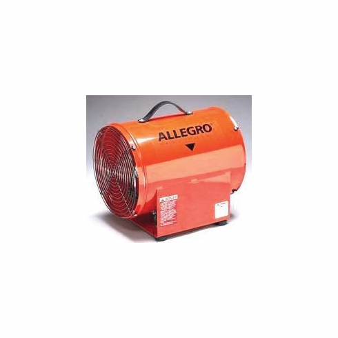 "Allegro® Industries 12"" Standard Axial Blower"