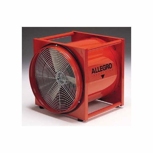 "Allegro® Industries 16"" High Output Axial Blower"