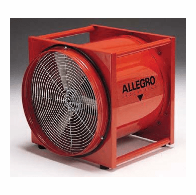 """Allegro® Industries 16"""" High Output Axial Blower"""