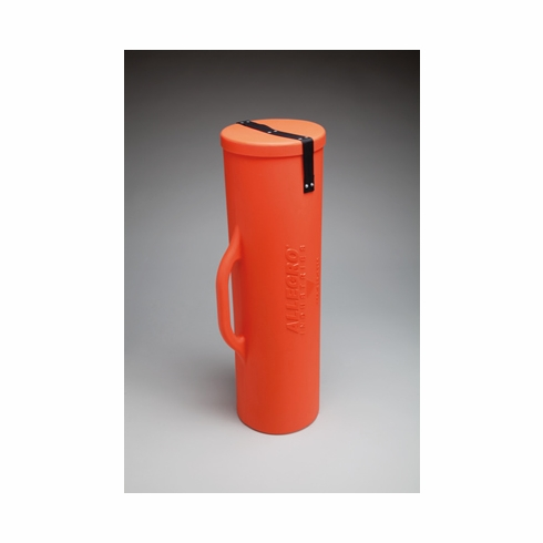 """Allegro® Industries 9500-55 8"""" Plastic Storage Duct Canister"""