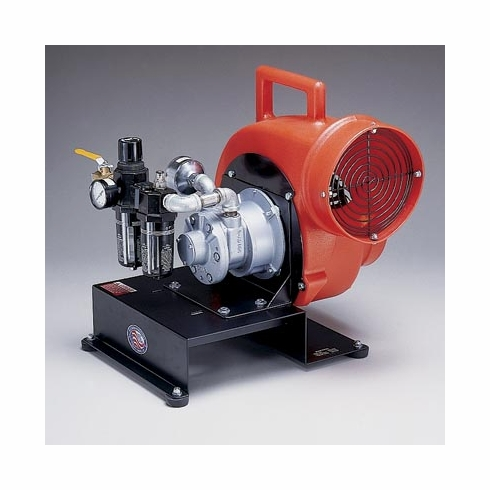 Allegro® Industries 9508 Air Driven Blower