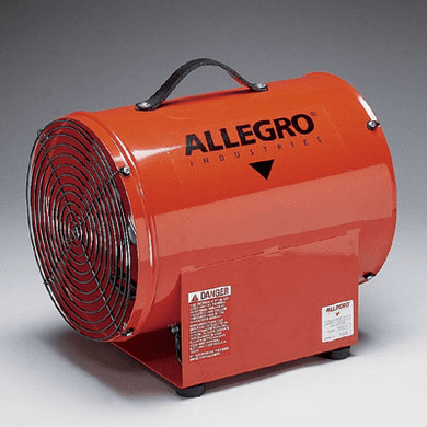 """Allegro® Industries 9509-50 12"""" High Output Axial Blower"""