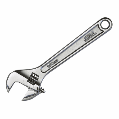 """Anchor Brand 6"""" 8"""" 10"""" Adjustable Wrenchs"""