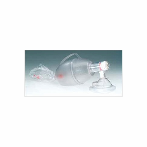 Bag Valve Mask (BVM) Resuscitator, Disposable Adult, Child, Infant,