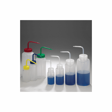 Bel-Art, F116270500 500 ML,Wide Mouth Polyethylene Wash Bottles