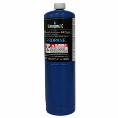 Bernz-O-Matic 304182 14.1 Ounce Propane Cylinder